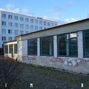 Komunitné centrum z exteriéru