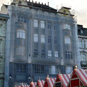 Palác Uhorskej eskontnej banky na Hlavnom námestí