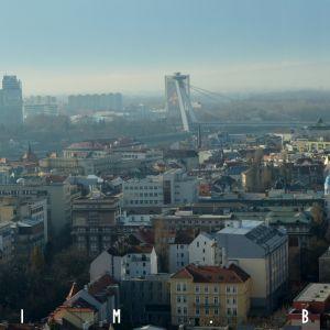 Dunajská štvrť s takmer dokončenou Bezručova Residence a Jakubovým námestím