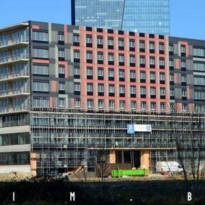 Apollo Residence odhaľuje fasádu, napriek dĺžke výstavby hlási dobrý predaj