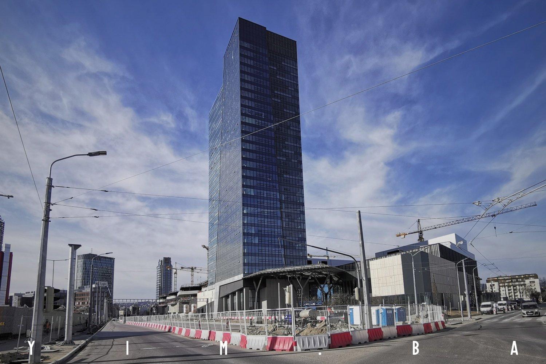 Tie naj budovy zo Slovenska: Najvyššou budovou sa stala Nivy Tower