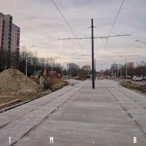 Prístup na zastávku Záluhy