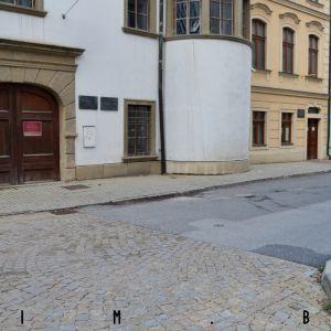 Žižkova ulica na rozmedzí Zuckermandlu a pôvodnej zástavby. Či dôjde v dohľadnej dobe k zmene, nie je zatiaľ známe