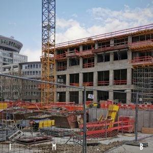 Discovery Residence začína výraznejšie rásť, na Nivách pribúda ďalšia výšková budova
