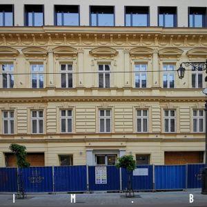 Savoy 4, historická časť