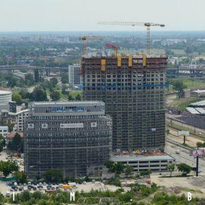 Pohľad zo Sky Parku