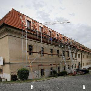 Objekt nad Mikulášskou bránkou prechádza obnovou