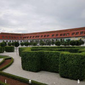 Zrekonštruované budovy na severných hradbách