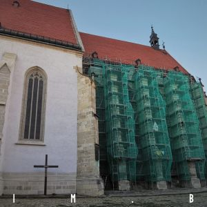 Obnova presbytéria Katedrály sv. Martina, 27.9.2020