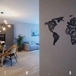 Trojizbový byt od Arcada interior design