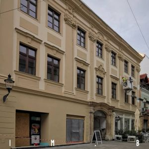 Jeszenákov palác, 23.10.2020
