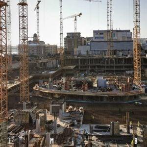 Eurovea II rastie, jej obsluha ostáva otázna