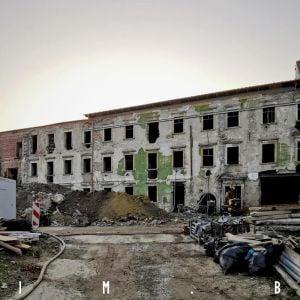 Aktuálny stav paláca (8.11.2020)