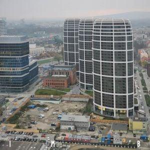Sky Park od Penta Real Estate a kancelárie Zaha Hadid Architects