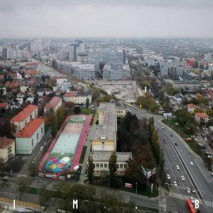 Východné časti mesta, Ružinov