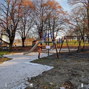 Detské ihrisko na Východnej terase