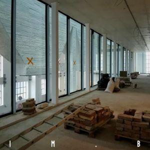 Kancelársky priestor v Jurkovičovej teplárni