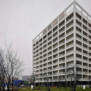 Urban Residence je pred dokončením, v jeho susedstve vznikne nový parčík