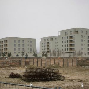 Druhá etapa - Bory Nový Dvor, príprava na výstavbu druhej časti
