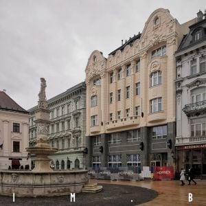 Palác Uhorskej zmenárenskej a eskontnej banky
