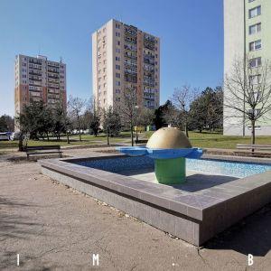 Park Mudrochova a okolie, 7.3.2021