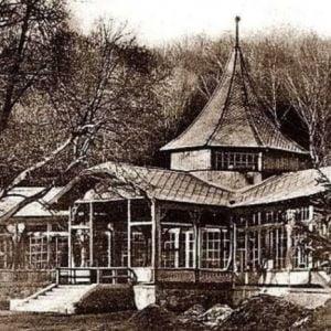 Pôvodný Labutí pavilón. Zdroj: Bratislava24