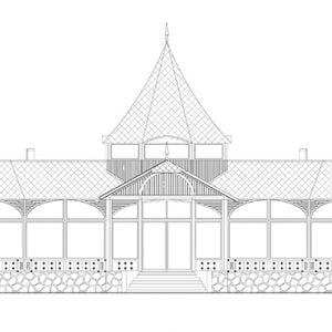 Nová podoba pavilónu. Zdroj: Orava - Stav s.r.o.