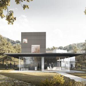 Zdroj: Kuklica Smerek Architekti + Juraj Hubinský