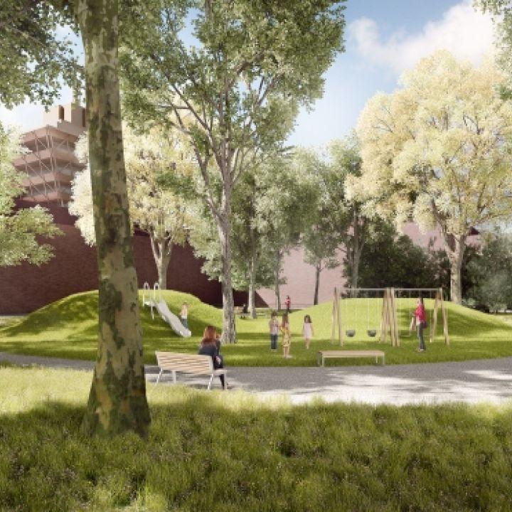 Park Belopotockého