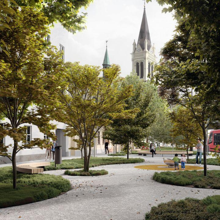 Obnova verejných priestranstiev