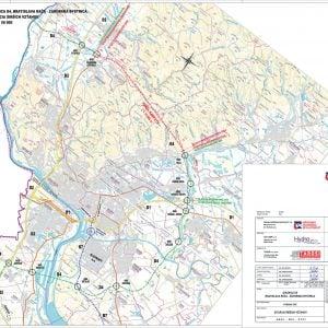 Situácia diaľnice D4. Zdroj: NDS via ASB.sk