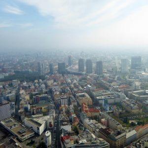 Pohľad od historického centra mesta. Zdroj: Branislav Kaliský