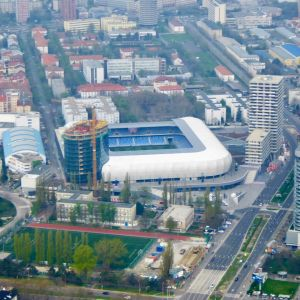 Národný futbalový štadión. Zdroj: Branislav Kaliský