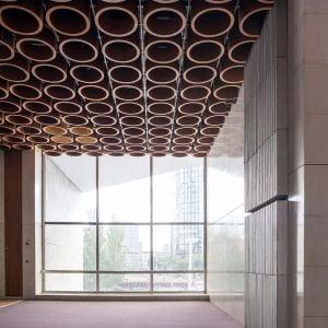 Pôvodné interiéry sa čiastočne prenesú aj do nového komplexu. Autor foto: © Matej Hakár 2020