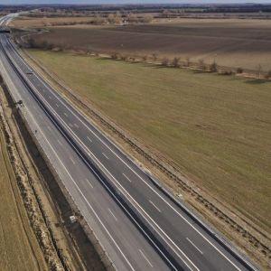 R7 v úseku Ketelec - Dunajská Lužná. Zdroj: Združenie Obchvat Nula