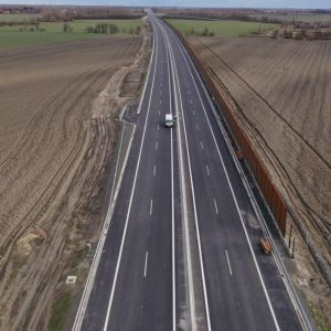 R7 v úseku Dunajská Lužná - Holice. Zdroj: Združenie Obchvat Nula