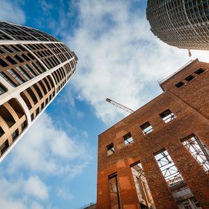 Aktuálny stav rekonštrukcie teplárne. Zdroj: Penta Real Estate