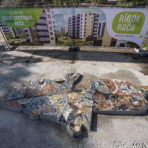 Mozaika z bývalých vinárskych závodov. Zdroj: Bencont Group