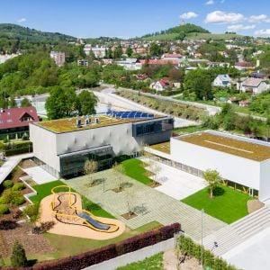 Škola Guliver v Banskej Štiavnici.Autor: Tomáš Manina