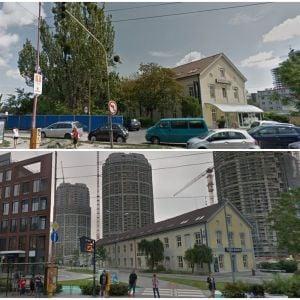 Bratislavský downtown. Zdroj: Google StreetView