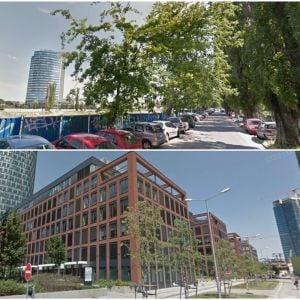 Továrenská ulica. Zdroj: Google StreetView