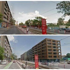 Urban Residence Bratislava od Lucronu mení tento úsek Račianskej na plnohodnotnú mestskú triedu.
