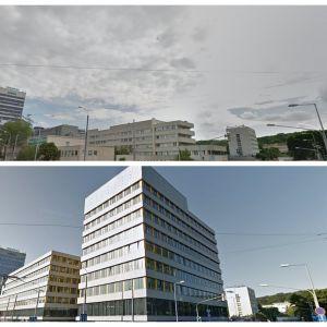 Od JTRE je aj projekt Westend Plazza na Patrónke. Celá oblasť sa zmenila na jeden z kľúčových administratívnych clustrov v Bratislave. V budúcnosti tu má vzniknúť centrála a vývojový kampus spoločnosti ESET.