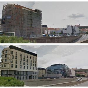 Suché Mýto bolo kedysi vitálnou súčasťou centra mesta, no po vzniku Mosta SNP a Staromestskej ulice prešlo okolie mohutnými asanáciami. Jazvy po nich sa len postupne zaceľujú.