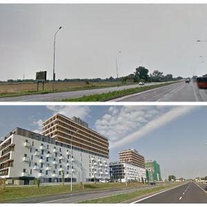 Južný okraj Petržalky je miestom, kde vzniká najväčší rezidenčný projekt na Slovensku - Slnečnice od Cresco Group. Na porovnaní je zóna Slnečnice - Mesto.