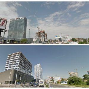 Landererova ulica taktiež radikálne mení svoj charakter. Pribudli developmenty Panorama Towers a Landererova 12 (Panorama Business III) od JTRE, ďalšie projekty majú byť na druhej strane ulice.