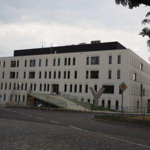 Nemocnica v Olomouci. Zdroj: Peikko