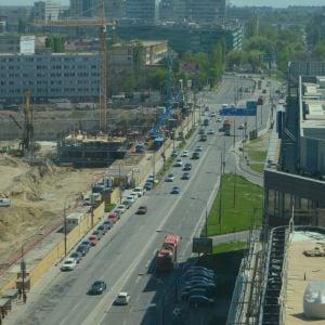 Ulica Mlynské nivy v súčasnosti